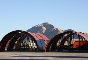 RDP biosolids storage and conveying systems